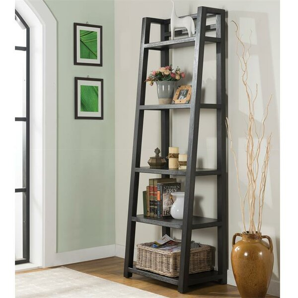 Arbyrd Leaning Ladder Bookcase by Greyleigh