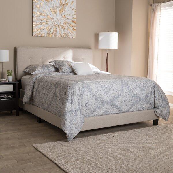 Preusser Upholstered Panel Bed by Winston Porter
