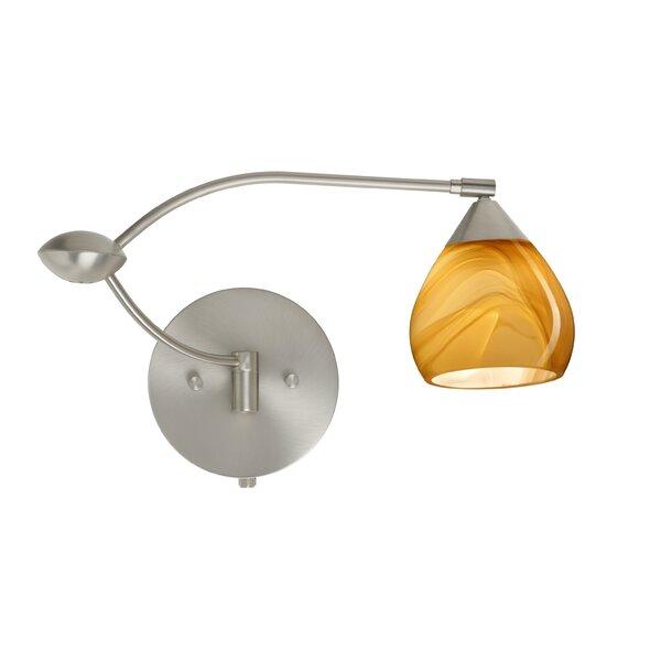 Tay Tay Swing Arm Lamp by Besa Lighting