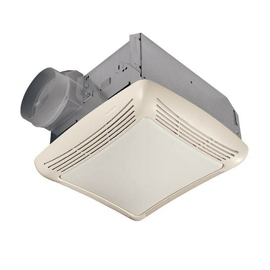 70 CFM Bathroom Fan with Light by NuTone