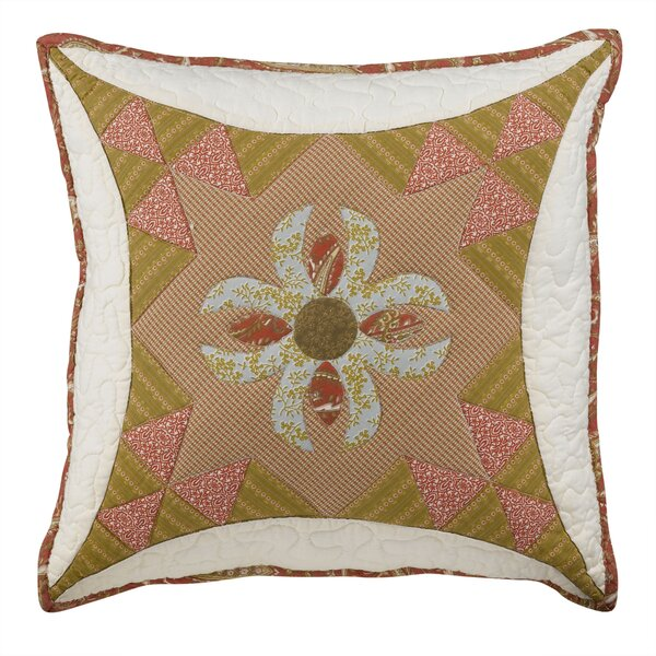 Willow City Square Decorative Cotton Throw Pillow by August Grove