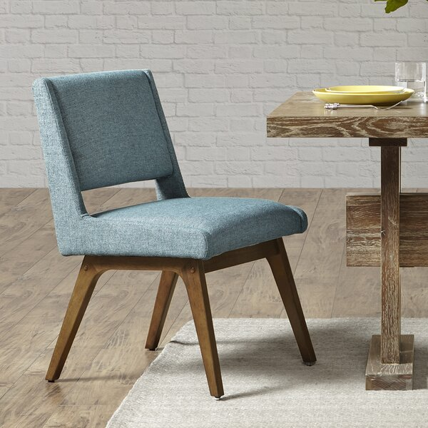 William Upholstered Dining Chair (Set of 2) by Langley Street