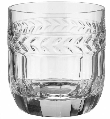 Miss Desiree Old Fashion Glass 11 oz. Crystal by Villeroy & Boch