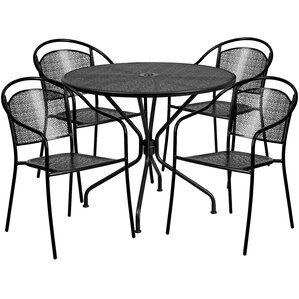 cottage 5piece dining set