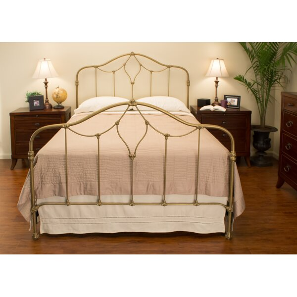 Clayton Standard Bed by Benicia Foundry and Iron Works