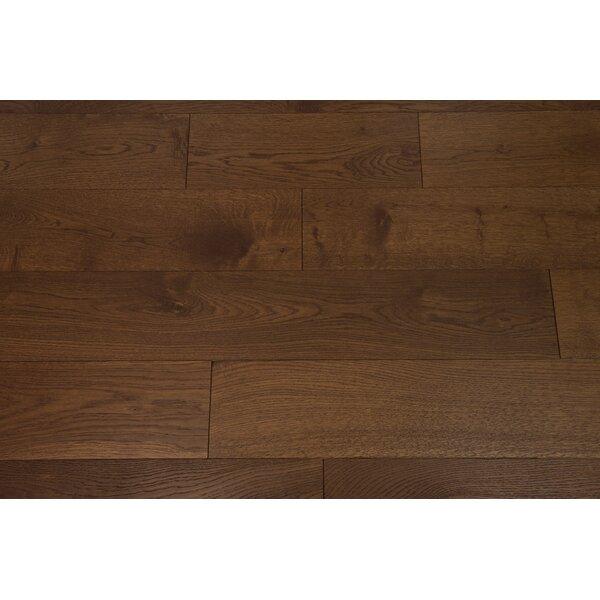 Everest 6 Engineered Oak Hardwood Flooring in Rust by Branton Flooring Collection