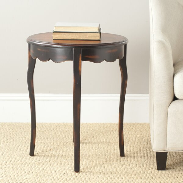 Bertina End Table by August Grove