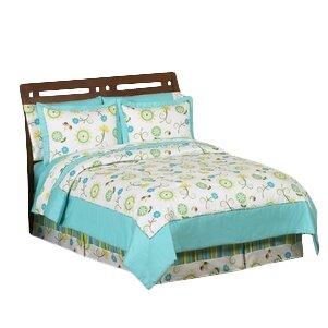Layla 4 Piece Twin Comforter Set by Sweet Jojo Designs
