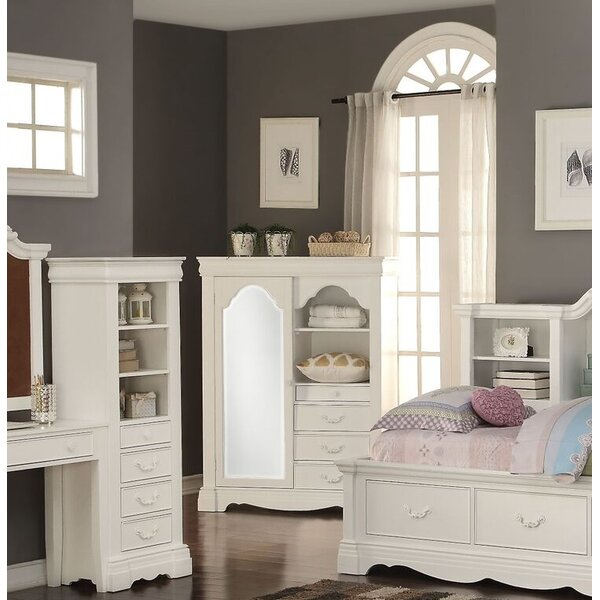 Eustice Armoire by Harriet Bee
