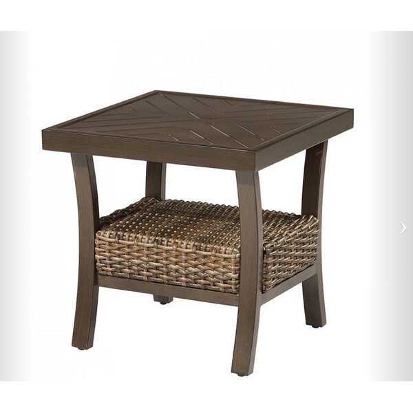 Bedard Metal Side Table by Darby Home Co