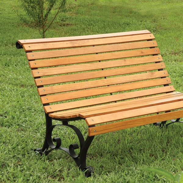 Cece Garden Bench by Millwood PinesCece Garden Bench by Millwood Pines