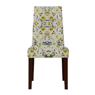 Haddonfield Gray Yellow Side Chair Set Of 2