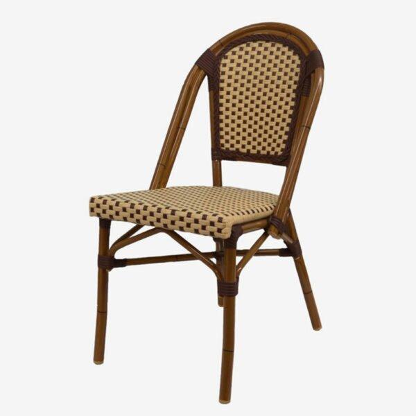 Saint-Tropez Caf Patio Dining Chair by Feruci Feruci