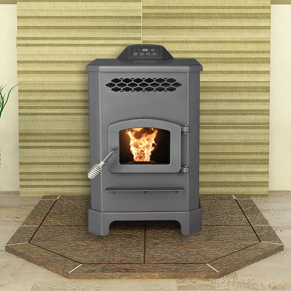 King Wood Pellets Stove by United States Stove Company United States Stove Company