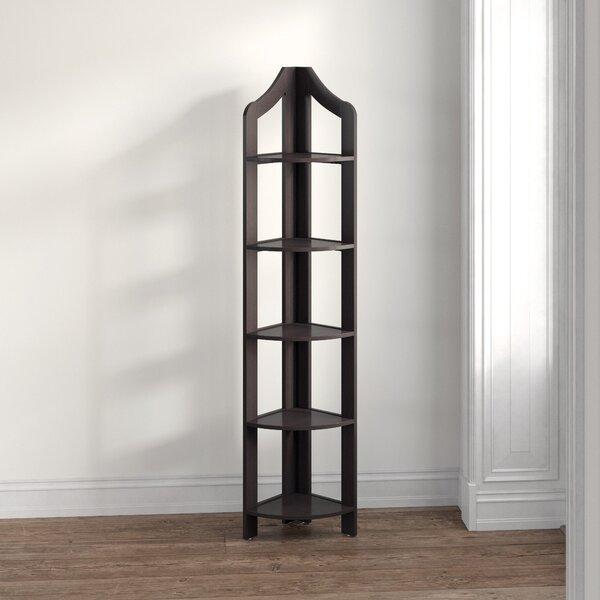 Mcvay Corner Bookcase By Winston Porter