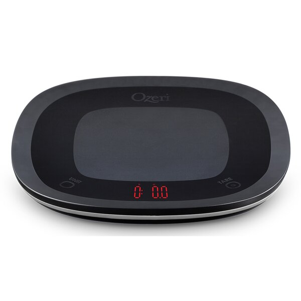 Touch Waterproof Digital Kitchen Scale by Ozeri
