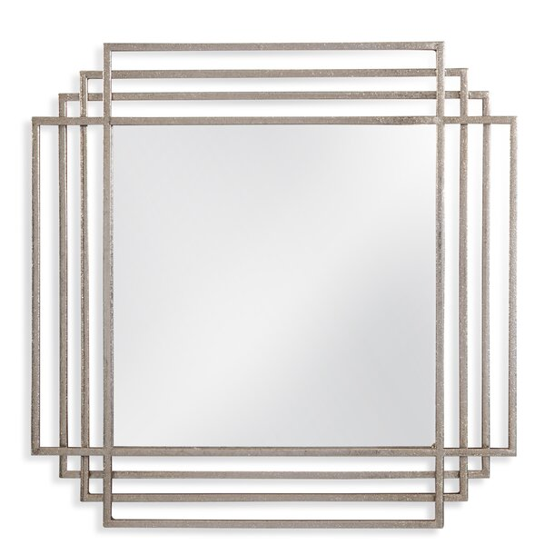 Medway Wall Accent Mirror by Bungalow Rose
