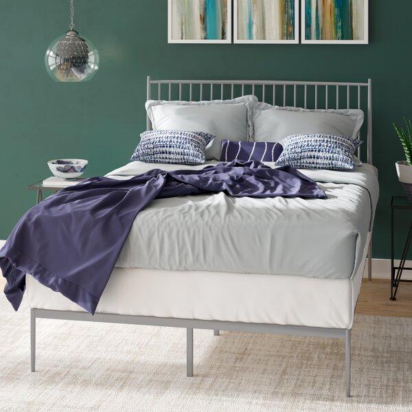 Aviles Queen Platform Bed by Trule Teen