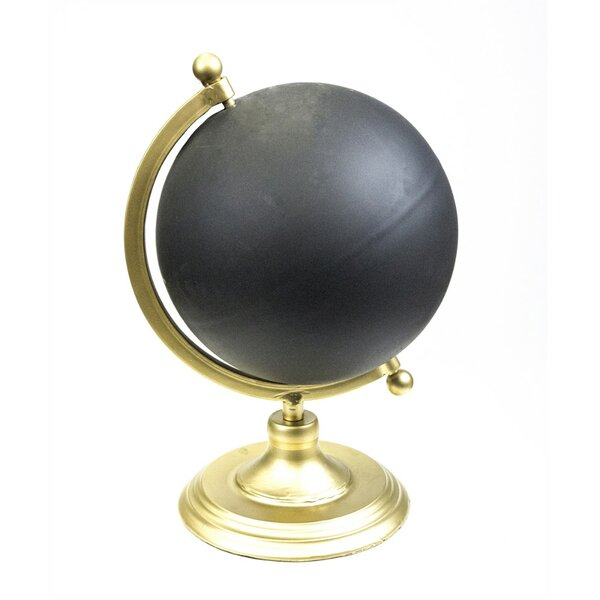 Chalkboard Globe by Brayden Studio