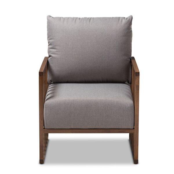 Feltonville Armchair by Modern Rustic Interiors