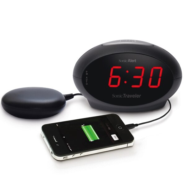 Traveler Tabletop Clock by Latitude Run
