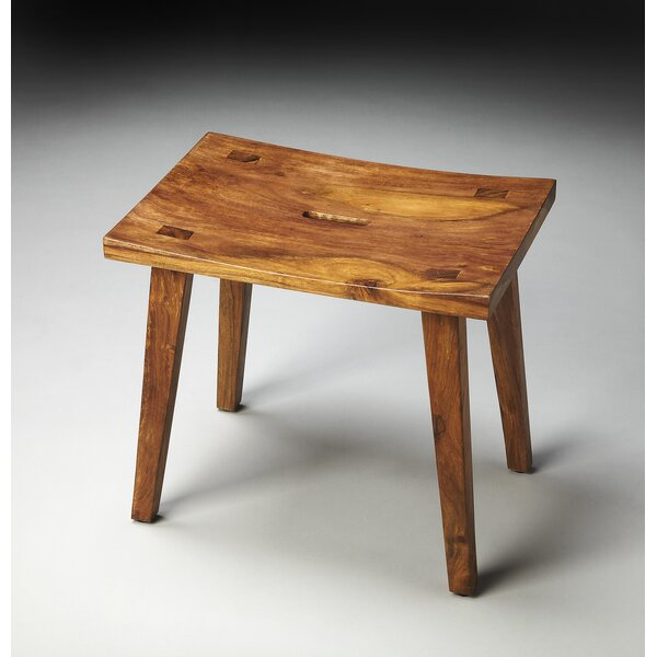 Anka Accent Stool by Bloomsbury Market