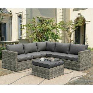 Utopia Sectional with Cushions byBrayden Studio