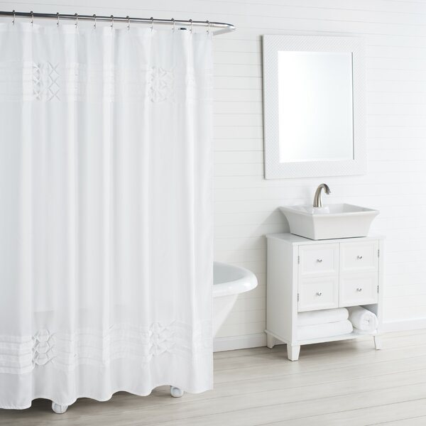 Lucian Shower Curtain by Beachcrest Home