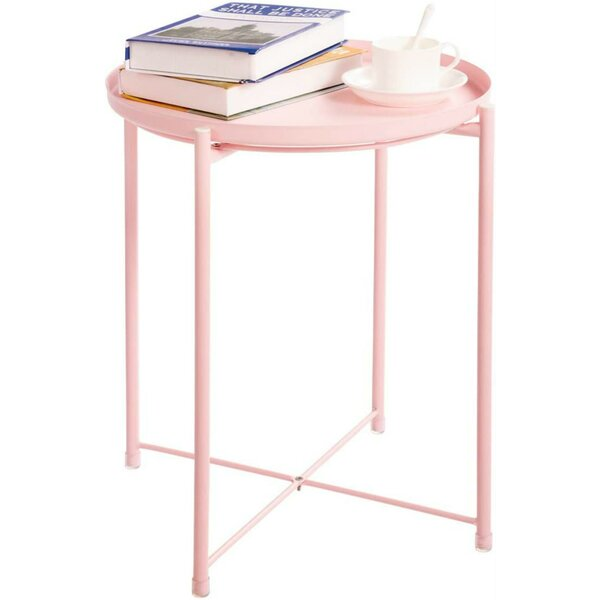 Melissus Tray Top End Table By Brayden Studio