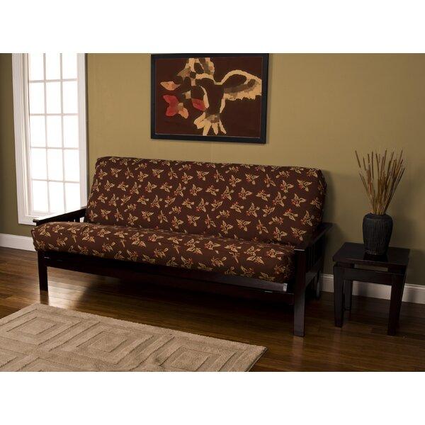 Home & Garden Zipper Box Cushion Futon Slipcover