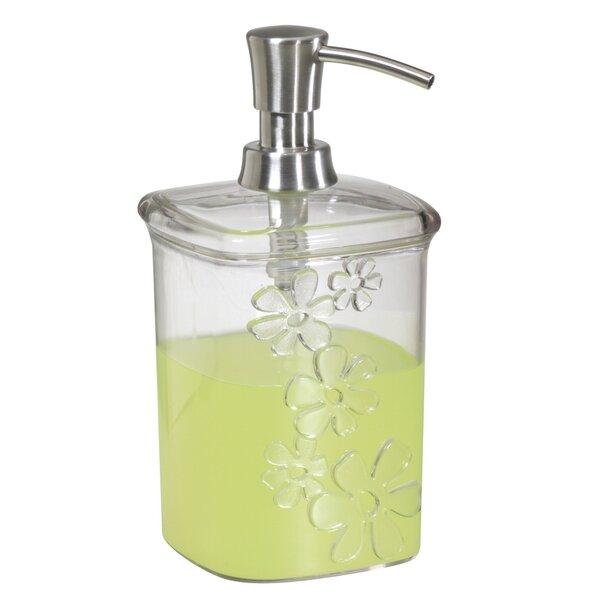 Blumz Pump Soap & Lotion Dispenser by InterDesign