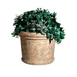 Milan Composite Pot Planter by Rubbermaid Commercial Products