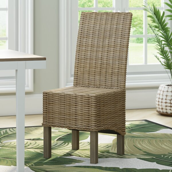 Chelston Solid Wood Dining Chair (Set of 2) by Beachcrest Home