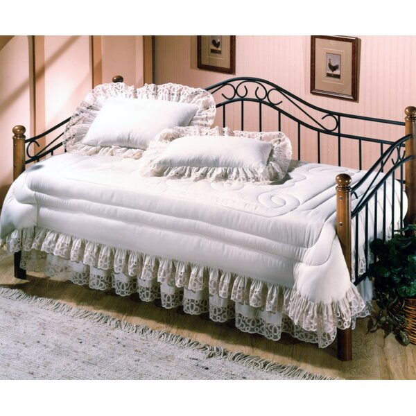 Jorma Twin Daybed with Trundle by August Grove August Grove