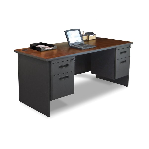 Pronto Executive Desk by Marvel Office Furniture