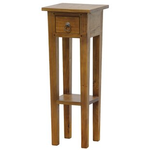 Gentil Sasser End Table With Storage