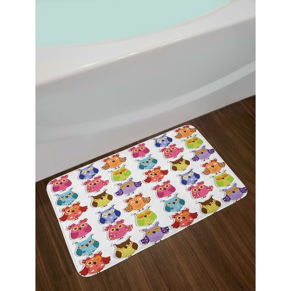 Set of Nursery Bath Rug by East Urban Home