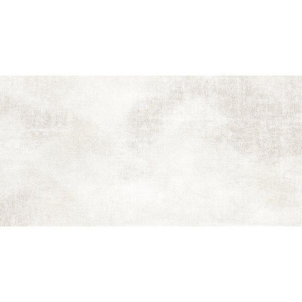 Facade 18 x 36 Porcelain Field Tile in White by Emser Tile