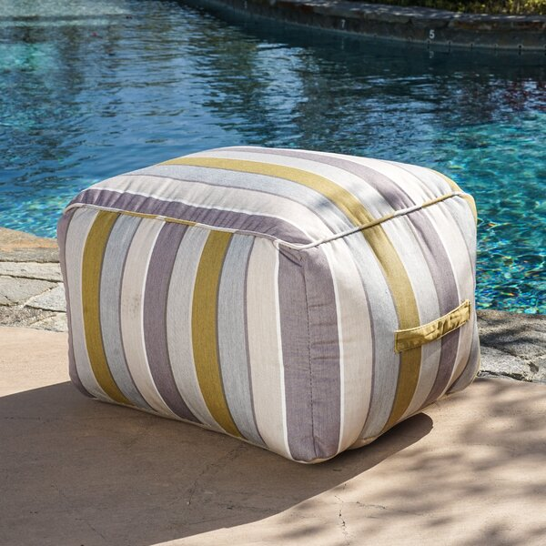 Outdoor Bean Bag Chair by Rosecliff Heights