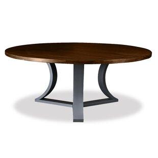Light Oak Round Dining Table Wayfair