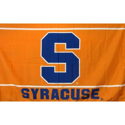 Syracuse University Polyester 3 x 5 ft. Flag by NeoPlex