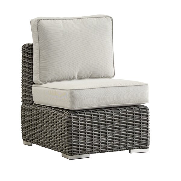 Rathdowney Patio Chair with Cushions by Darby Home Co