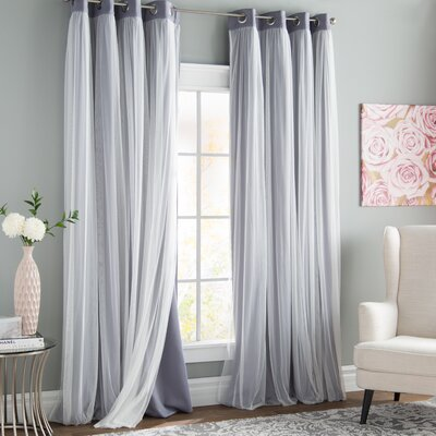 84 Inch Curtains Amp Drapes You Ll Love In 2020 Wayfair