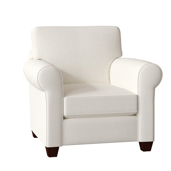 Eliza Armchair by Wayfair Custom Upholstery Wayfair Custom Upholstery™