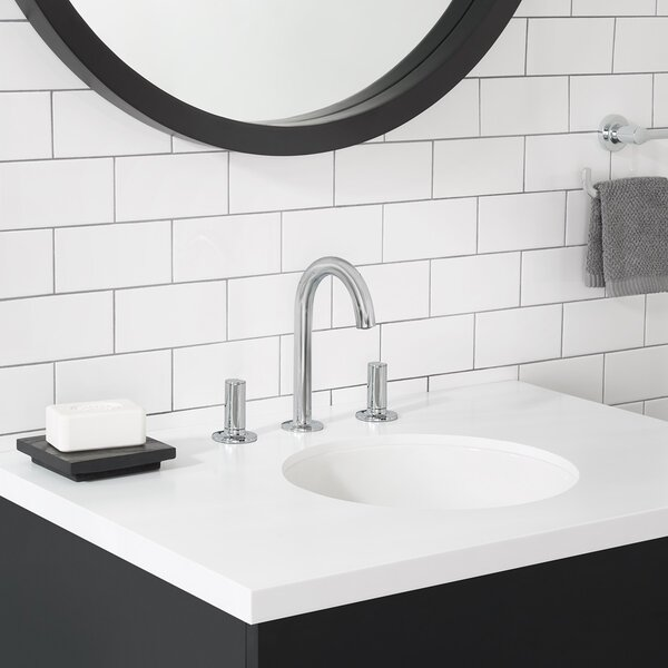 Studio S 8 Widespread Bathroom Faucet with Drain Assembly by American Standard