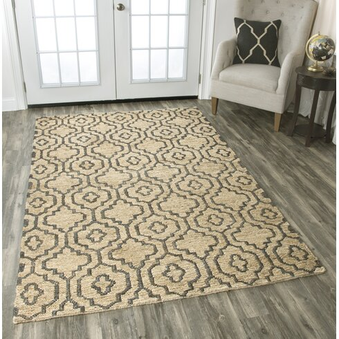Federica Hand Woven Natural Area Rug