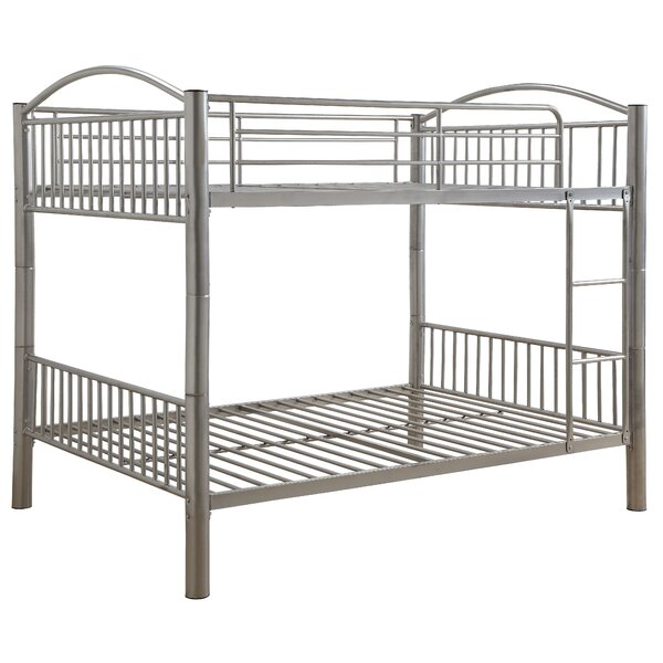 Clayville Convertible Bunk Bed by Harriet Bee