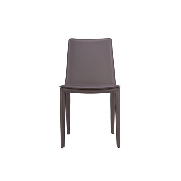 Schuman Upholstered Dining Chair by Wrought Studio