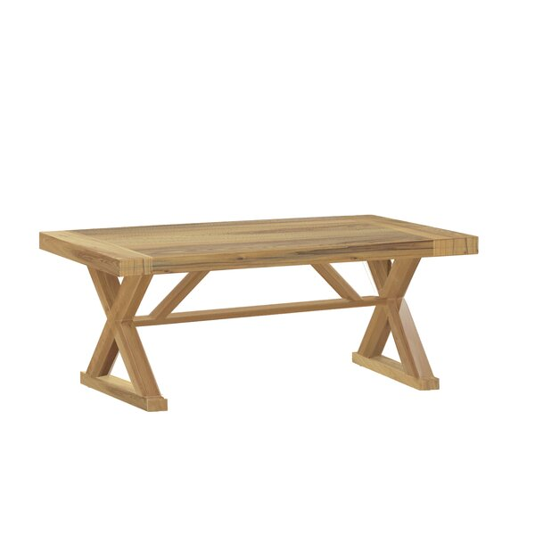 Modena Teak Dining Table by Summer Classics