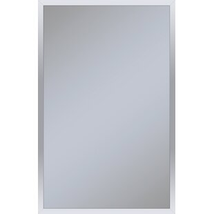 Shop For Profiles 19 x 30 Surface Mount Framed Medicine Cabinet By Robern